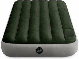 Надувная мебель - Матрас надувной 140кг-Intex dura-beam…, 0