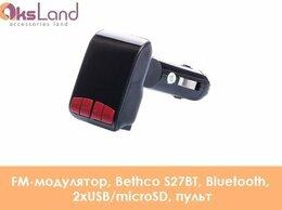 Автоэлектроника - FM-модулятор, Bethco S27BT, Bluetooth,…, 0