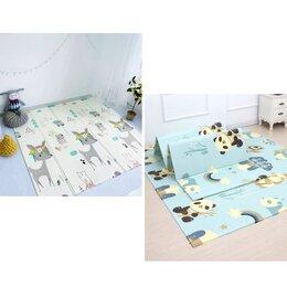 Развивающие коврики - Новый складной коврик 180*160, 200*180см (панда/оленёнок), 0