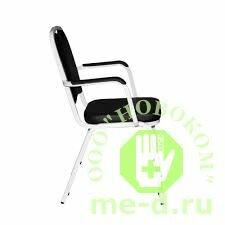 Оборудование и мебель для медучреждений - СТУЛ МЕДИЦИНСКИЙ С ПОДЛОКОТНИКАМИ СТ3, 0