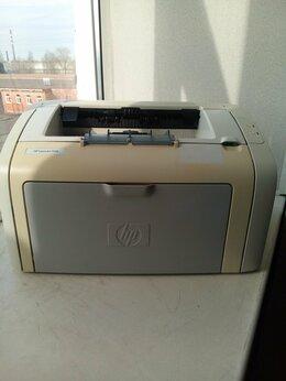 Принтеры и МФУ - Принтер лазерный HP 1018, 0