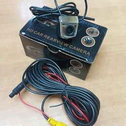 Камеры видеонаблюдения - Камера заднего вида, 0