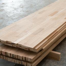 Древесно-плитные материалы - Щит мебельный (ДУБ), 0