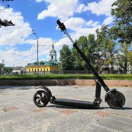 Самокаты - Электросамокат Kugo S3 черный, 0
