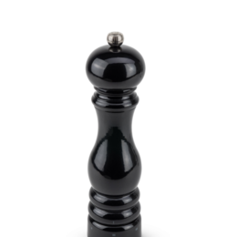 Солонки, перечницы и ёмкости для специй - Мельница Paris Peugeot для перца 22 см, черный лак (23720), 0
