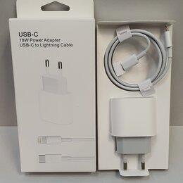 Зарядные устройства и адаптеры - Быстрая зарядка адаптер и кабель для iPhone , 0
