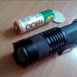Фонари - Ультрафиолетовый фонарик UV (уф), 0