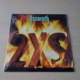 Музыкальные CD и аудиокассеты - Nazareth - 2XS 1982 US Original - Sealed, New LP…, 0