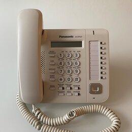 Системные телефоны - Panasonic DT521 - Цифровой системный телефон. Белый, в наличии, 0