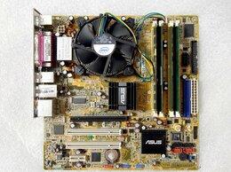 Материнские платы - Комплект Asus s775+P641 3200MHz+DDR2 3Gb…, 0