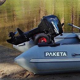 Моторные лодки и катера - Лодка ПВХ 330 тоннель мотор 9.8, 0