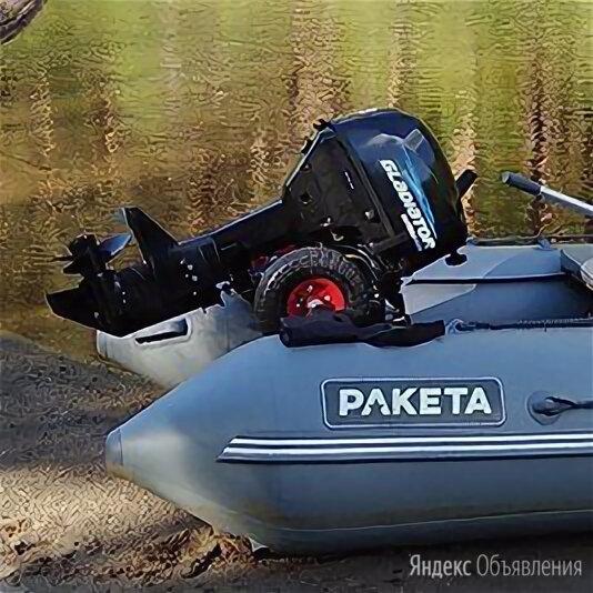 Лодка ПВХ 330 тоннель мотор 9.8 по цене 55000₽ - Моторные лодки и катера, фото 0
