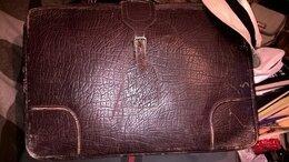 Чемоданы - чемодан крокодиловая кожа, 0