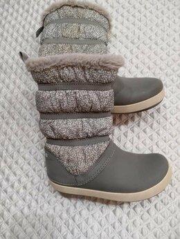 Сноубутсы, дутики - Кроксы зимние W6 (22,9 см), 0