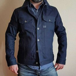 Куртки - Куртка G-Star Raw Komari indigo raw DNM, 0