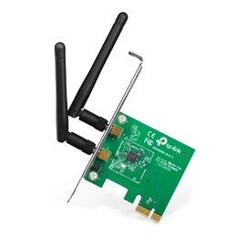 Оборудование Wi-Fi и Bluetooth - Сетевая карта Wi-Fi TP-Link TL-WN881ND PCI Express, 0
