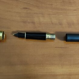 Канцелярские принадлежности - Ручка перьевая Паркер Parker Sonnet + футляр, 0