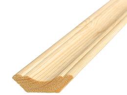 Плинтусы и пороги - Плинтус 30 мм гладкий 2,5м, 0