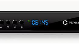 Спутниковое телевидение - Ресивер EVO 09 HD с картой Телекарта HD Вездеход, 0