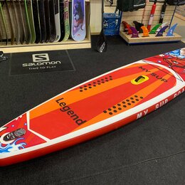 Виндсерфинг - Cап доска Sup board My Sup Legend 12.6, 0