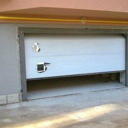 Заборы, ворота и элементы - Секционные гаражные ворота, 0