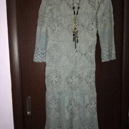 Жакеты - Продам эффектное платье, ручная вязка крючком, 0