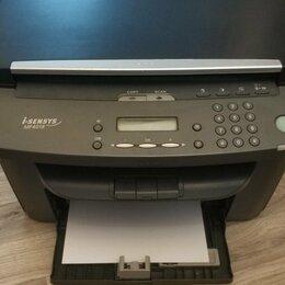 Принтеры, сканеры и МФУ - Лазерный принтер 3-в-1 Canon MF-4018, 0
