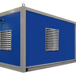 Электрогенераторы и станции - Дизельный генератор 100 кВт в контейнере ТСС АД-100С-Т400, 0