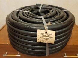 Шланги и комплекты для полива - Шланг поливочный резиновый кордовый 20мм, 50м, 0