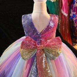 Платья и сарафаны - Платье на годик, нарядное платье на рост 80-90см, 0