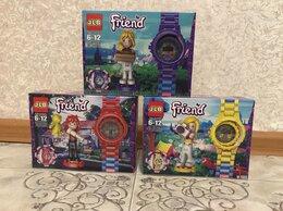 Игровые наборы и фигурки - JLB friend детские часы с фигуркой ( аналог Lego), 0