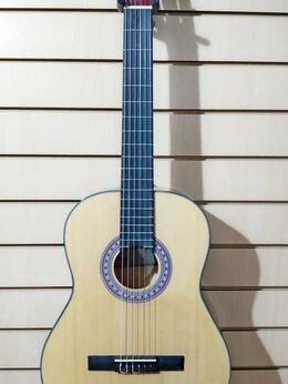 Акустические и классические гитары - Классическая гитара 4/4 Caraya C955-N, 0