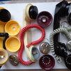 Телефонные трубки, угольный микрофон, телефонные капсуля по цене 500₽ - Проводные телефоны, фото 1