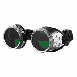 Маски и очки - 🔥Очки газосварщика круглые винтовые 3Н-56, Г1, Г2, 0