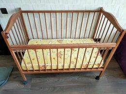 Кроватки - Кровать детская с матрацем, 0