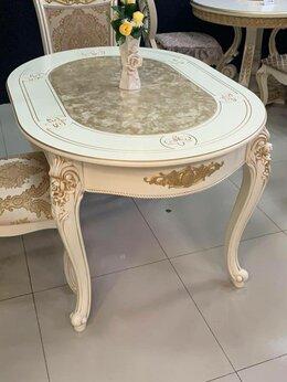 Столы и столики - Стол Роза мрамор, 0