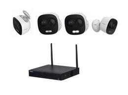 Готовые комплекты - Imou LOOK Wi-Fi. Беспроводной комплект на 4камеры., 0