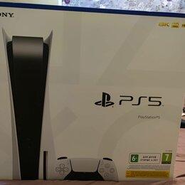 Игровые приставки - Sony PlayStation 5 Новые Наличие, 0