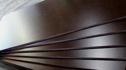 Древесно-плитные материалы - Фанера ламинированная 9х1220х2440, 0