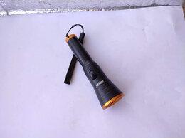 Фонари - Фонарик светодиодный + тробоскоп лазер, 0