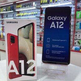 Мобильные телефоны - Samsung Galaxy A12 32Gb Red, 0