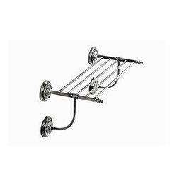 Держатели и крючки - Полотенцедержатель ART&MAX Art Barocco AM-2035-Cr, 0