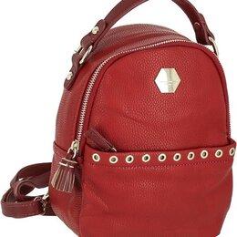 Сумки - Рюкзачок David Jones темно-красного цвета, 0
