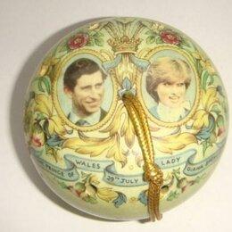 Сувениры - Керамическое саше свадьба Принцессы Дианы…, 0