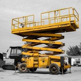 Грузоподъемное оборудование - Аренда ножничного дизельного подъемника Haulotte 15 м в Ярославле, 0