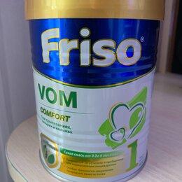 Детское питание - Молочная смесь Friso Vom 1, с 0 месяцев, 400 г, 0