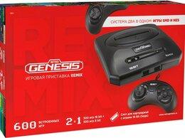Игровые приставки - Игровая приставка 8 bit + 16 bit Retro Genesis…, 0