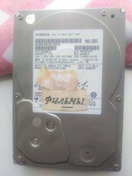 Внешние жесткие диски и SSD - Жесткий диск Hitachi HDD.- 1 ТБ., 0