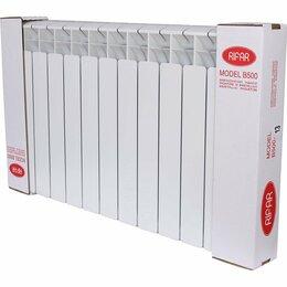 Радиаторы - Радиатор биметаллический RIFAR В500х10 сек, 0