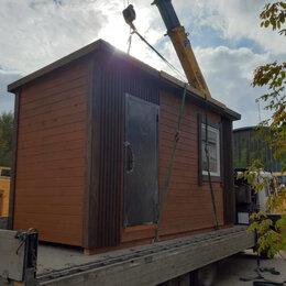 Готовые строения - Дачный домик бытовка, 0